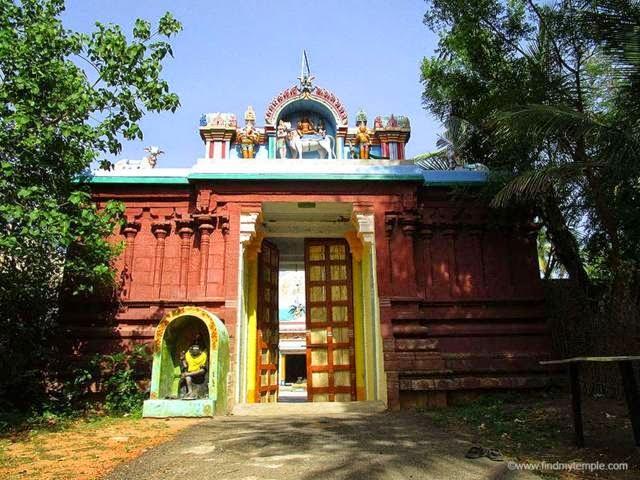 Sri Balugandha Natha Swami Temple, Thiruvappadi, Mayiladuthurai - 275 Shiva Temples