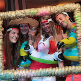 Tropicalbeachparty Personeelsfeest Van der Valk Wolvega