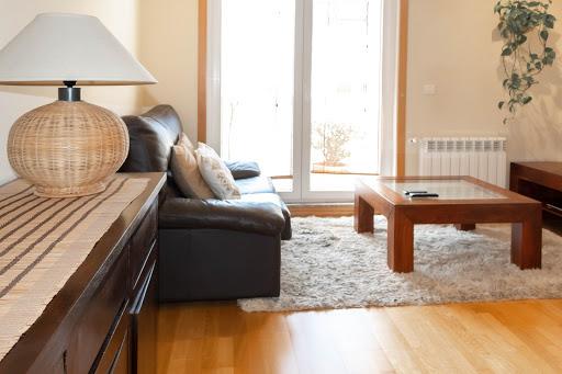 Piso amueblado de dos dormitorios en Avenida de Hércules, garaje. 700€