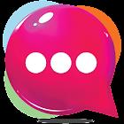 Salas de Chat Encuentra Amigos icon