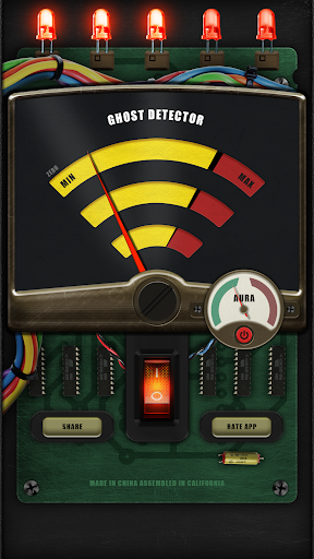 Ghost Sensor - EM4 Detector Cam 2.0 gameplay | AndroidFC 1
