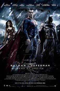 Capa Batman vs Superman: A Origem da Justiça Torrent