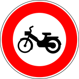 no-mopeds
