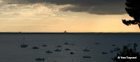 Port Mer : vue sur le Mont-Saint-Michel
