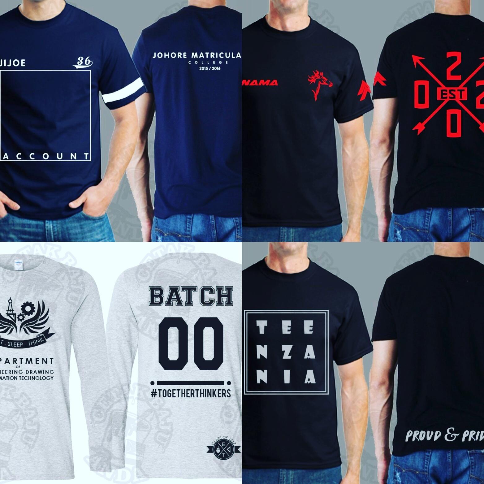 I Love T Shirt Design T Shirt Kelas Terbaru