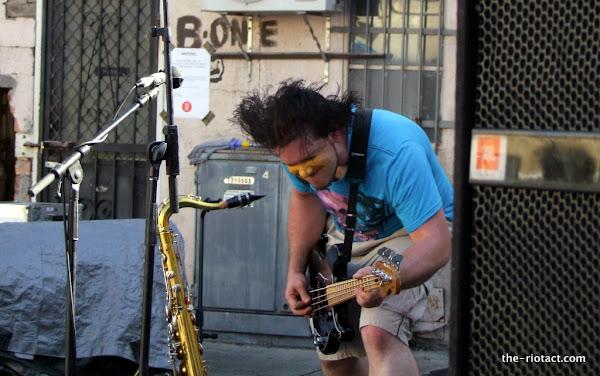 josh rocking