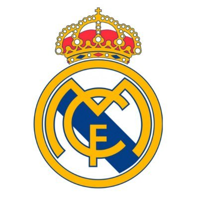 Logo Real Madrid TV (English)