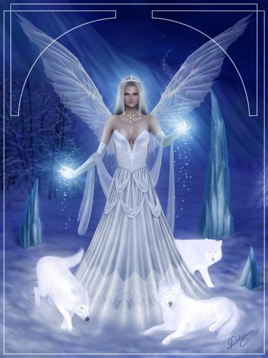 Innocent Angel Girl, Angels 4