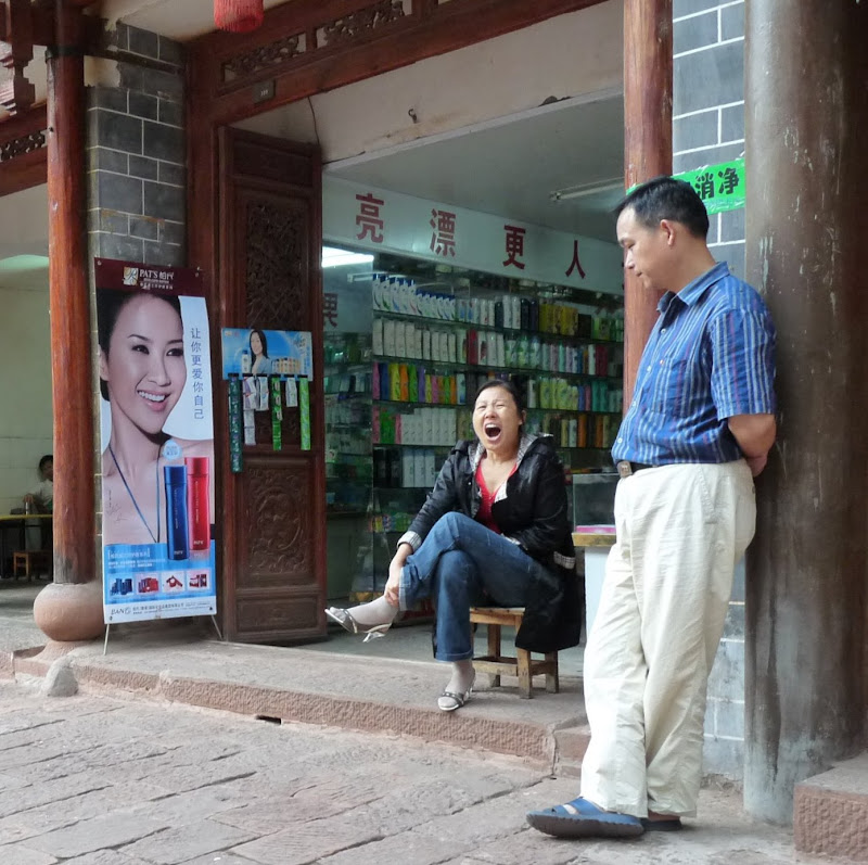 Chine . Yunnan   HEI JING  (ancienne capitale du sel) - P1260681.JPG