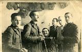 Lino Corrado - militare