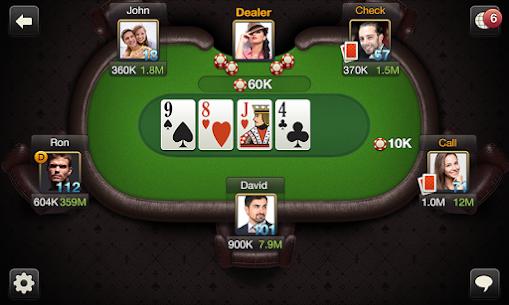 Poker Games: World Poker Club 6