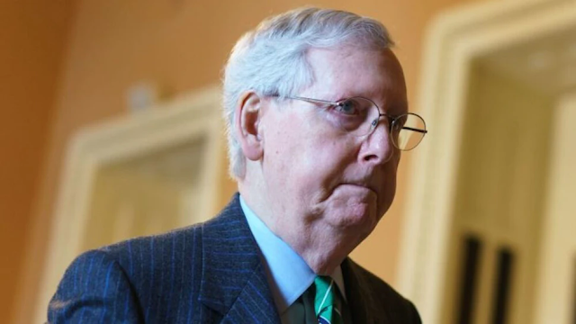 McConnell Pushing Forward, Relentlessly Confirming Judges