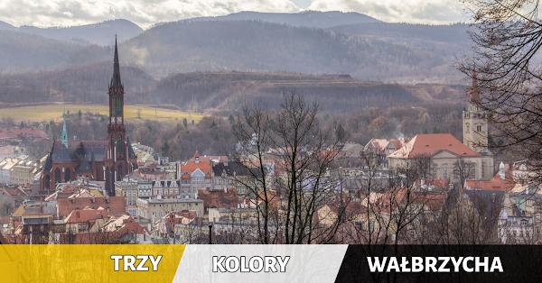 Wałrzych - 3 kolory miasta