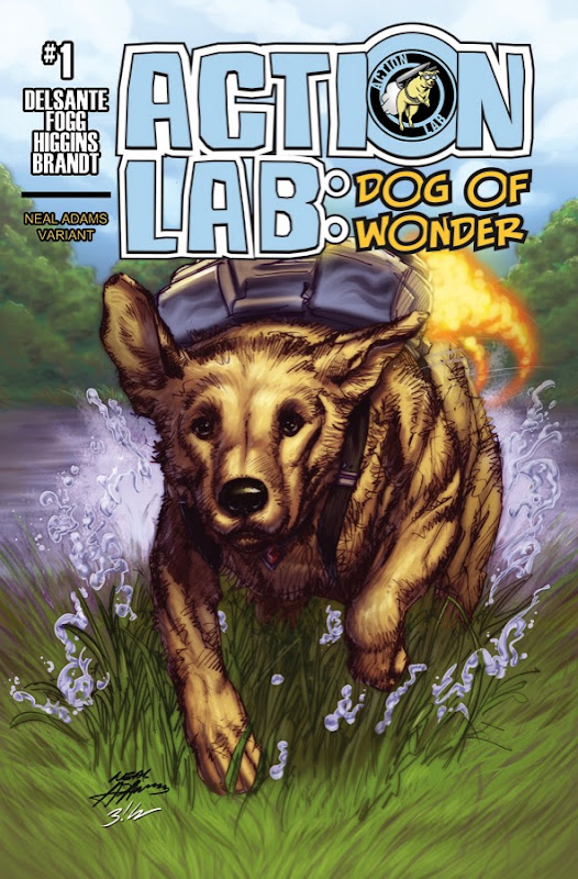 ACTIONLAB DOG 1 VAR D CVR SOLICIT