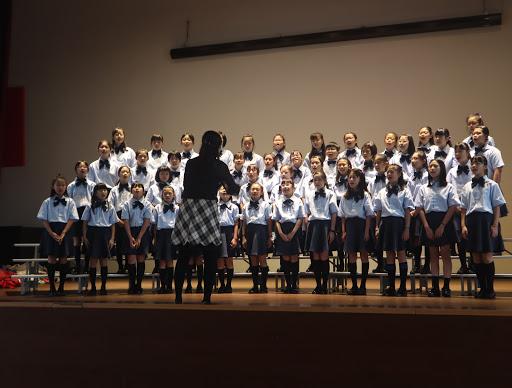 普仁合唱團師生歌謠比賽