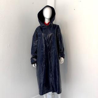 Ex Infinitas Oversize Raincoat