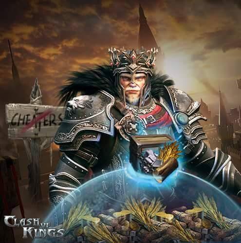 Clash of Kings'ten Hile Açıklaması