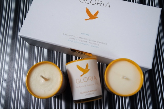 Gloria Kennedy candles