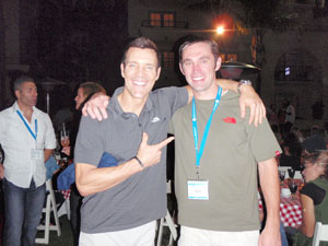 Tony Horton And Me, Tony Horton