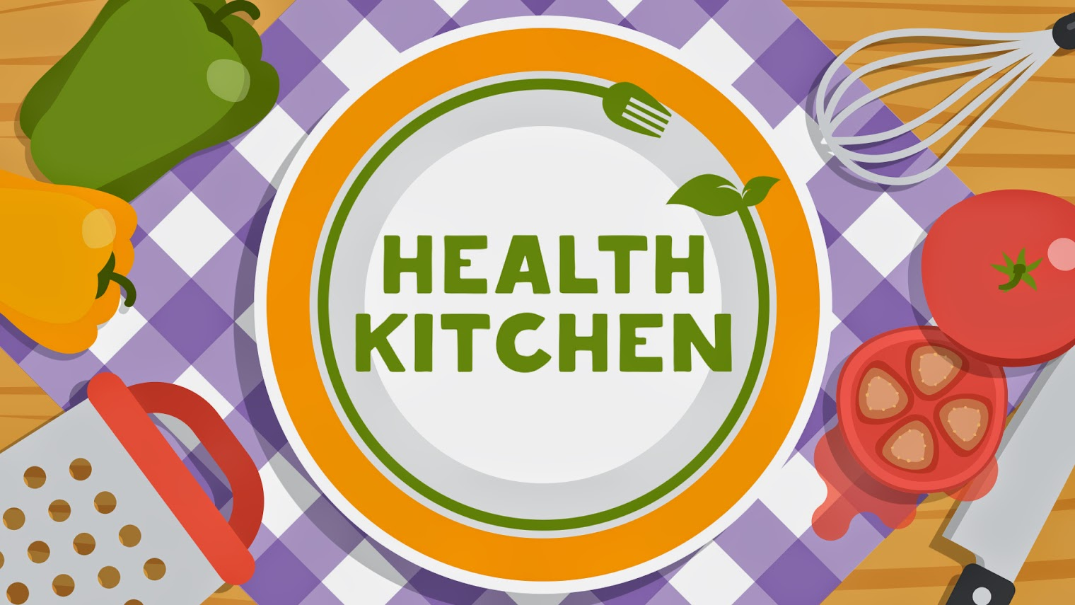 Health Kitchen. TV Show Pack by 4et | VideoHive