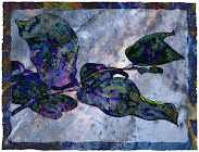 """The """"Blue Twig"""" piece from the """"2004"""" collection"""