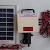 Solar Hybrid Emergency Home Lighting System