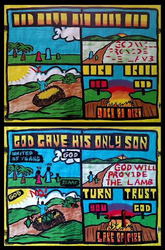 """Part 5 in """"The Gospel Through the Patriarchs."""" God promised a nation through Abraham when he was 75 years old. 25 years later, at age 100, he miraculously had a son, Isaac. No Isaac - no nation. So imagine Abraham's emotions when God called him to sacrifice his only son! But Abraham believed God and passed the test of faith. God provided a lamb to save the life of Isaac, and this lamb is a picture, or a preview of what God's final Lamb, Jesus, would do.   Jesus died and rose from the dead to take the place of those who repent of their sins and trust in His work on the cross! In Noah's time, God saw sin and warned that he would flood the earth, and there was one way to escape. Most people mocked. With Sodom and Gomorrah, God saw sin, and there was one way to escape. Most mocked. The exact same thing is happening today. God sees our sin, promises punishment, and most people mock. Still, some people take the only way to escape. The only way to escape is through Jesus Christ!"""