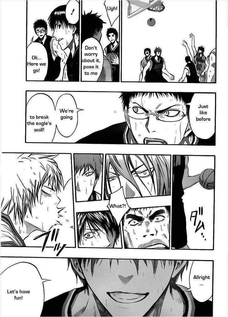 Kuroko no Basket Manga Chapter 152 - Image 11