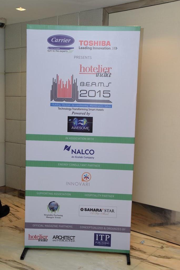 Hotelier India - BEAMs 2015 - 1