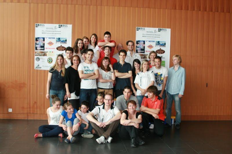 championnat romand 2012