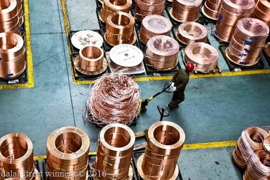 lme copper price today in india