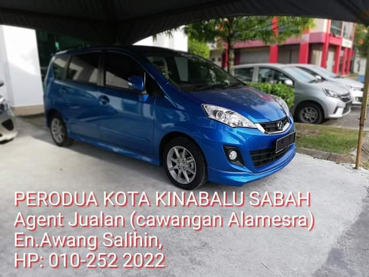 Dealer Perodua Alamesra Kota Kinabalu Sabah Sales: Harga ...