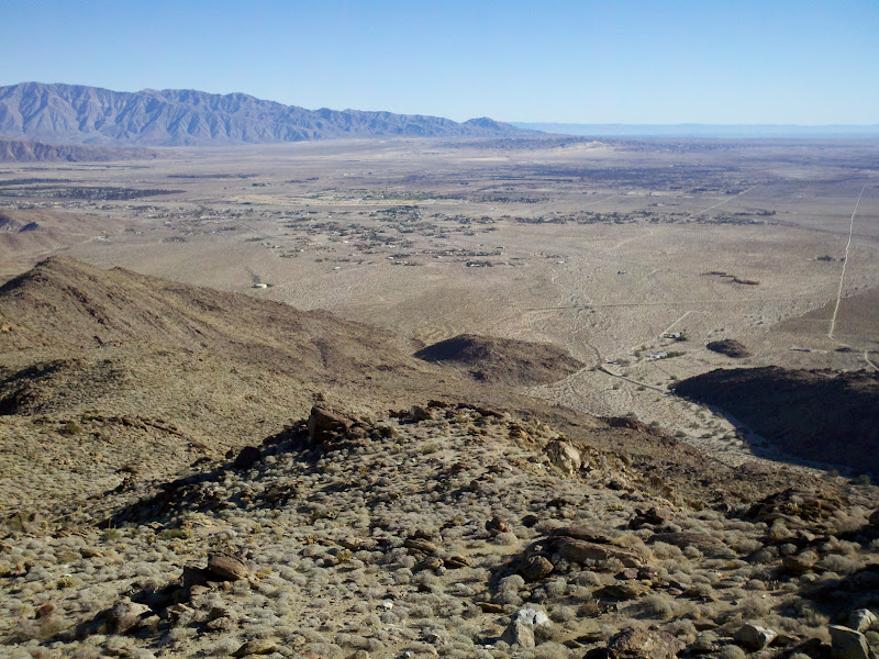 View of Borrego Springs Century • Borrego Springs
