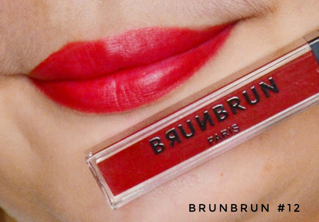 [Review] BRUNBRUN Paris Lip Cheek Eye Color Classical