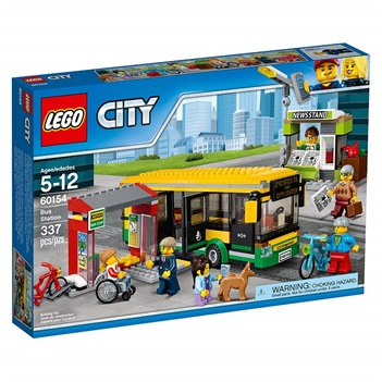 lego bus station