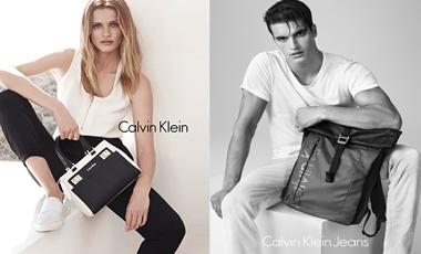 Negozio borse uomo donna CK Calvin Klein