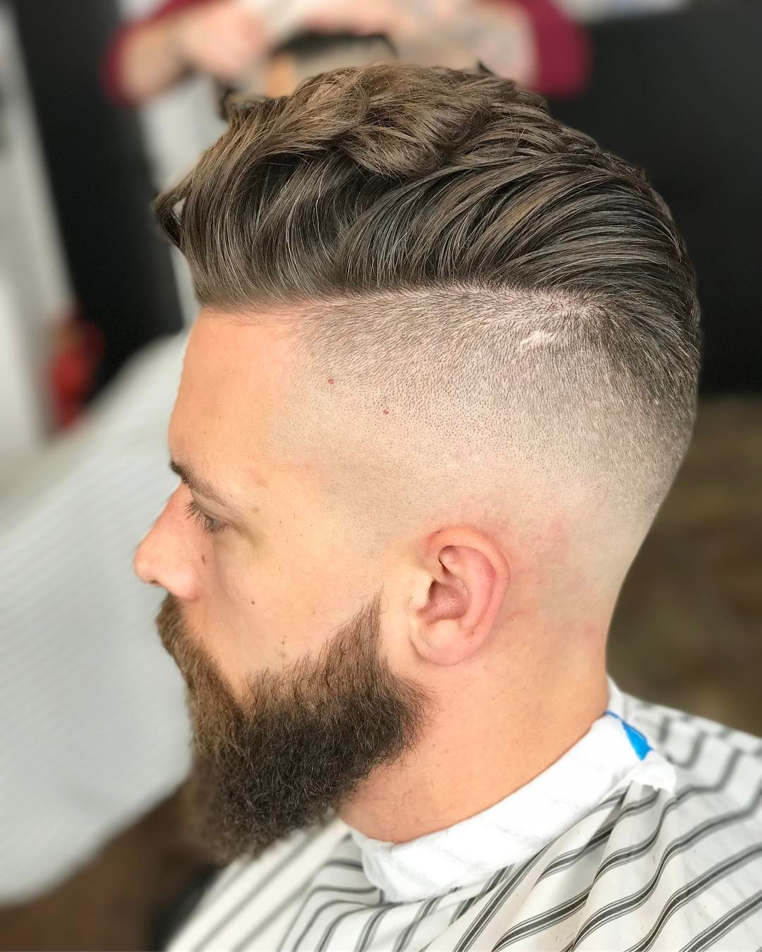 Modern hairstyles& 2019 male haircuts, you will love! 9