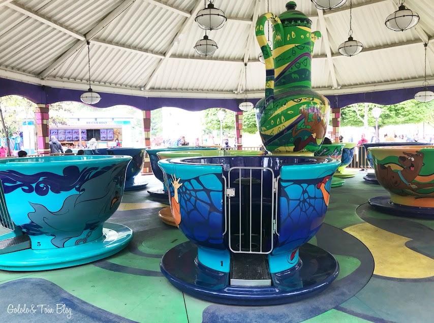Visitar Parque Warner con niños