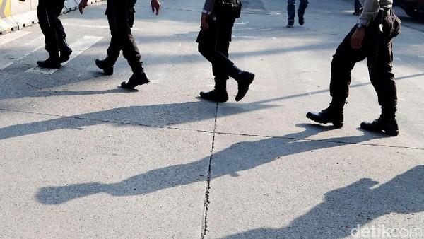 Pakai Sabu Bareng-bareng, 3 Anggota Polisi di Maluku Jadi Tersangka