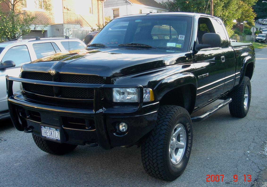 2001 dodge ram pickup 1500 quad cab specifications pictures prices. Black Bedroom Furniture Sets. Home Design Ideas