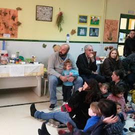Actividades en la Escuela infantil Alborada en noviembre