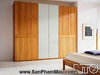 Thiết kế tủ âm tường cho ngôi nhà nhỏ, hẹp - Tủ âm tường