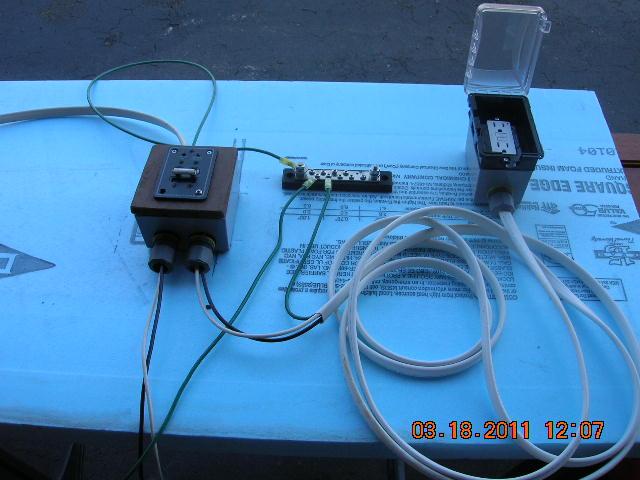 Chip  U0026 Debbie Willis On Sv Elegant U0026 39 Sea  30 Amp Breaker Wiring