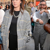 WWW.ENTSIMAGES.COM - Jill Halfpenny     arriving at          FORBIDDEN BROADWAY - Press Night at Vaudeville Theatre London September 15th 2014Phillip George directs return of Gerard Akessandrini's comedy revue which, when it was first performed in New York, poked fun at a range of Broadway stars including Whoopi Goldberg and Elaine Paige.                                             Photo Mobis Photos/OIC 0203 174 1069