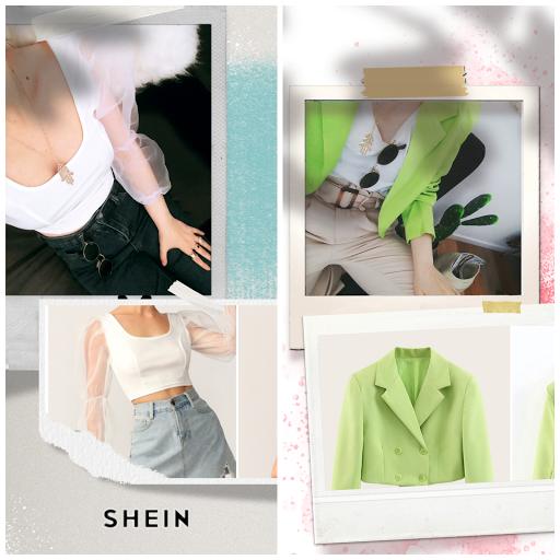 הקניות של חודש מאי באתר האונליין shein