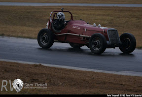 Pete Trapnell 1935 Ford V8 Special