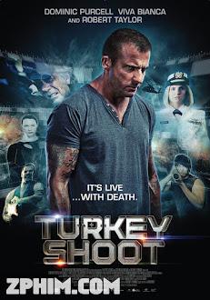 Trò Bắn Gà Tây - Turkey Shoot (2014) Poster