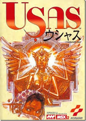 Usas Cover