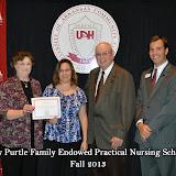 Scholarship Ceremony Fall 2013 - Purtle%2BNursing%2Bscholarship%2B2.jpg