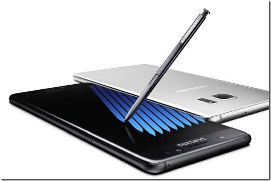 Pre-order Samsung Galaxy Note 7